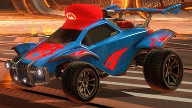 Rocket League Will Run at 720p & 60 FPS on Nintendo Switch