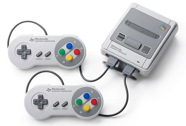 SNES Classic Mini Has Different Games in Japanese Edition