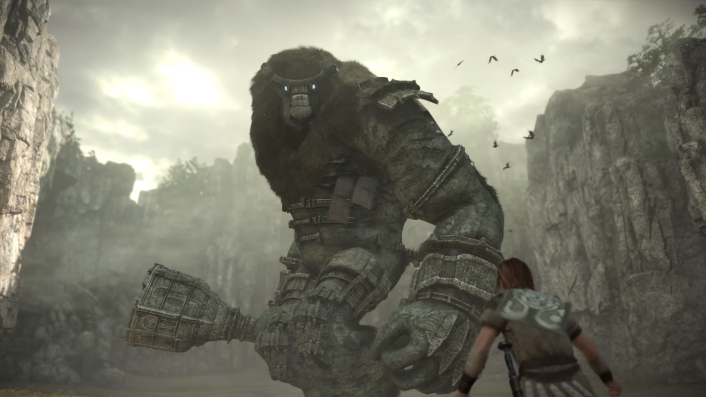 Shadow of the Colossus Creator Submitted List of Remake Changes