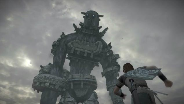 Shadow of the Colossus PS4 Remake Introduces New Control Schemes