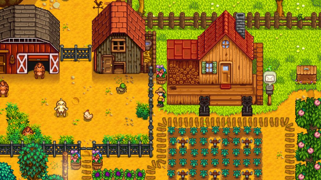 Stardew Valley Update 1.2 Live on PS4 & Xbox One, Full Patch Notes