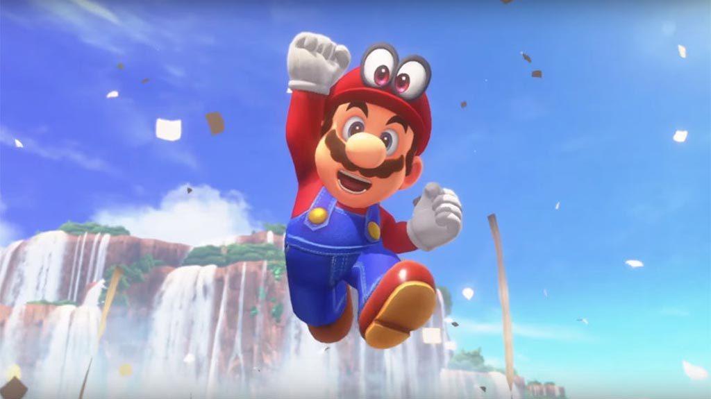 Super Mario Odyssey Release Date & Trailer Revealed at E3 2017