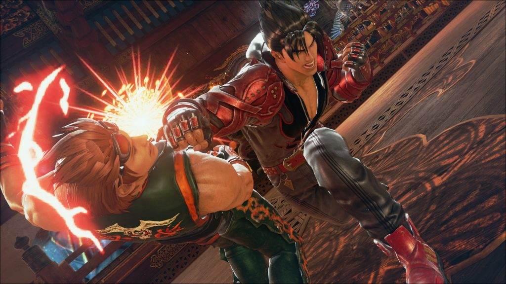 Tekken 7 Debuts in First Place on UK Sales Charts
