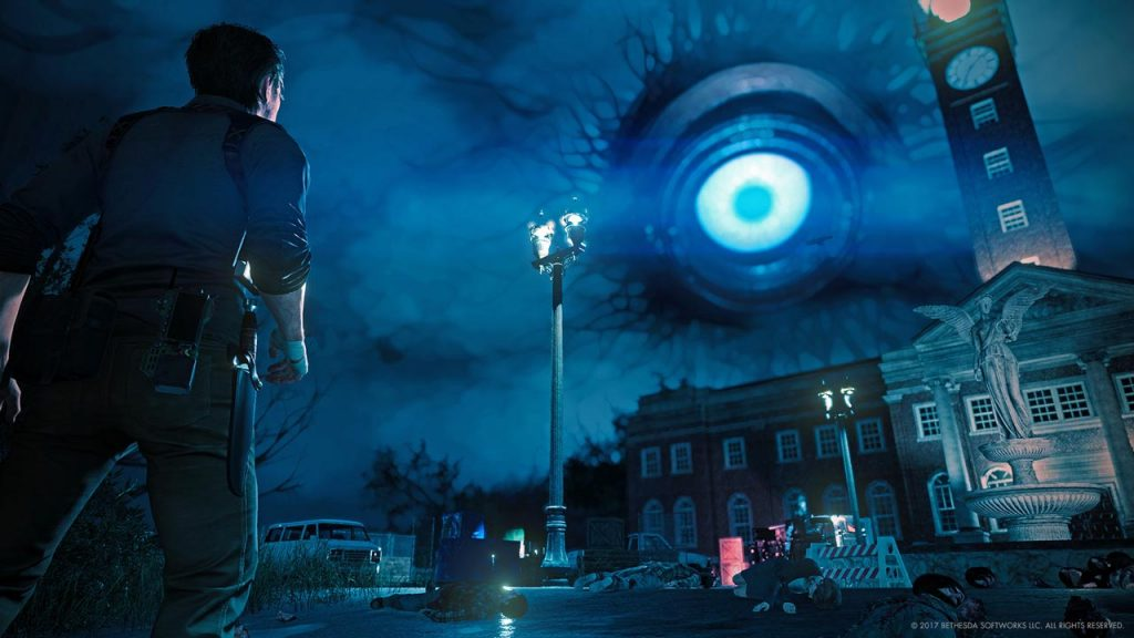 The Evil Within 2 Release Date Announced by Bethesda at E3 2017