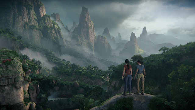 Uncharted The Lost Legacy Chloe And Nadine Extended Gameplay
