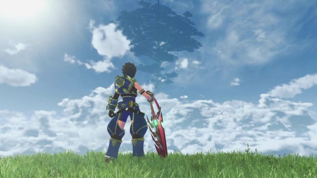 Xenoblade Chronicles 2 Launches on Nintendo Switch Winter 2017