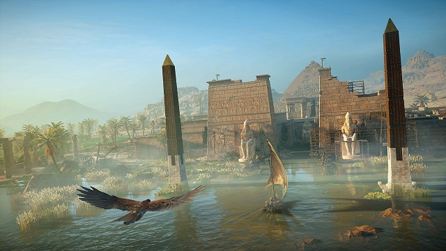 ac origins mysteries of egypt trailer