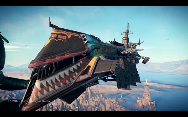 beyond good and evil 2 in-engine footage