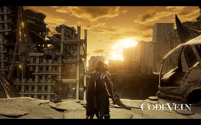 code vein trailer basic attacks