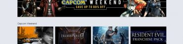 humble store capcom weekend sale