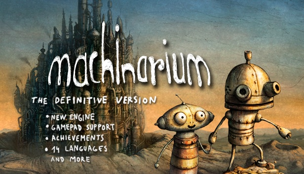 machinarium controller support