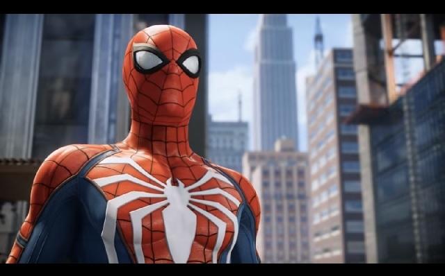 marvel's spider-man e3