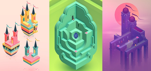 monument valley 2 launch trailer
