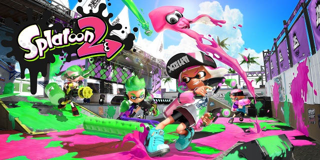 splatoon 2 singleplayer e3 demo