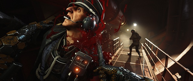 wolfenstein 2 new colossus gunning for freedom