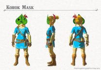 zelda botw korok mask location