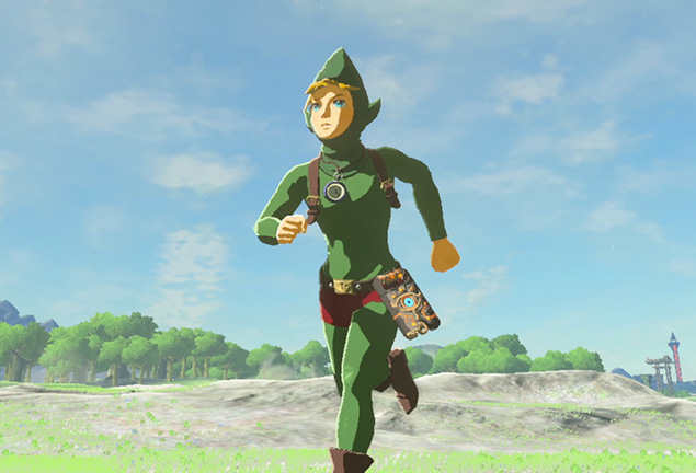 Zelda BoTW Master Trials DLC Outfits Described In Detail