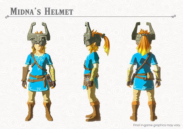 zelda botw midna's helmet location