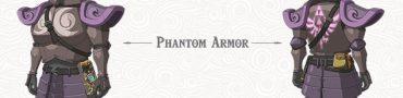 zelda botw phantom armor location