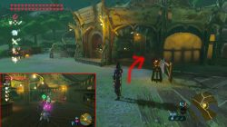 zelda botw strange mask rumors quest