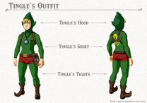 zelda botw tingle's outfit dlc location