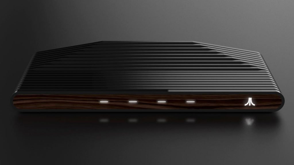 Atari Gives a First Look at Their New Console, Ataribox
