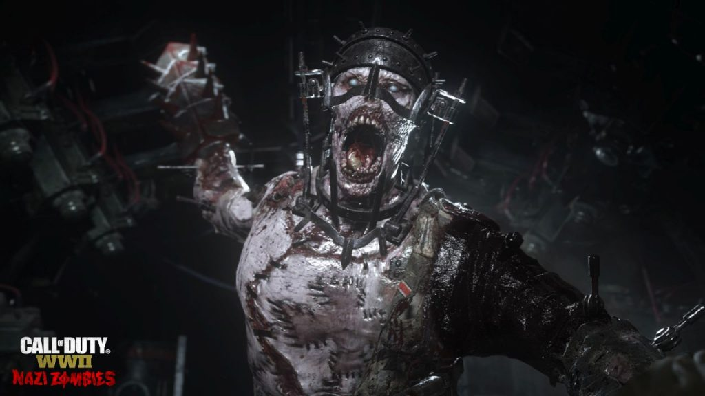 Call of Duty: WWII Nazi Zombies Co-Op Survival Mode Reveal Trailer