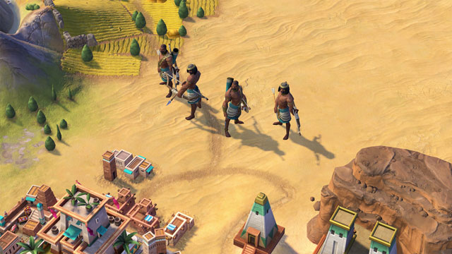 Civilization VI Summer Update Adds Restart Button Nubia DLC and More