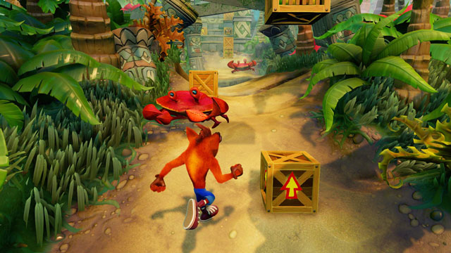Crash Bandicoot Topping All Sales Charts Including UK Physical Boxes