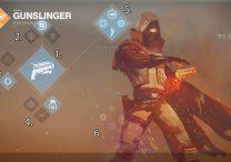 Destiny 2 Gunslinger Subclass Way of the Outlaw Talents List