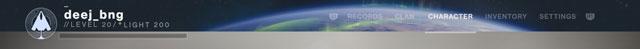 Destiny 2 Open Beta Emblem