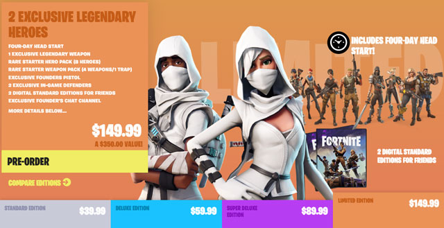 Fortnite Limited Edition Most Expensive