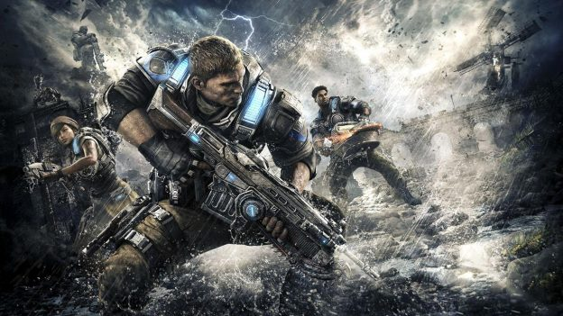 Gears of War 4 July Update Full Patch Notes - New Maps & More