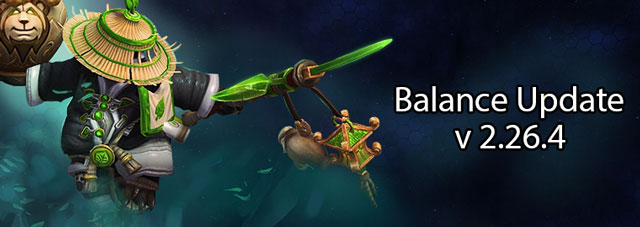 HOTS Balance Update Boosts Chen's Trait and More