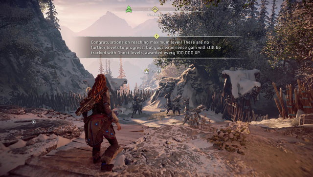 HZD New Game + How to Start it Guide