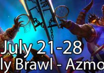 Heroes of the Storm July 21st Weekly Brawl is AzmoDUNK