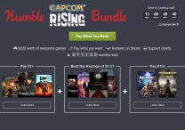 Humble Capcom Rising Bundle Offers Games & Discount Coupons