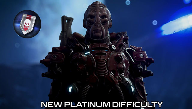 ME Andromeda Featuring New Race and Difficulty in the next Apex Update