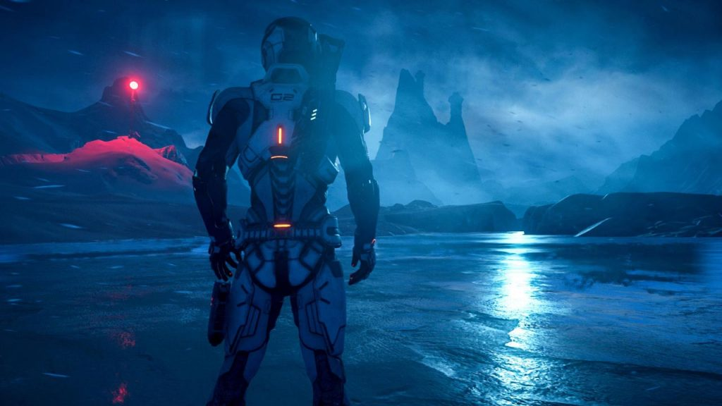 Mass Effect Andromeda Patch 1.09 Ditches Denuvo