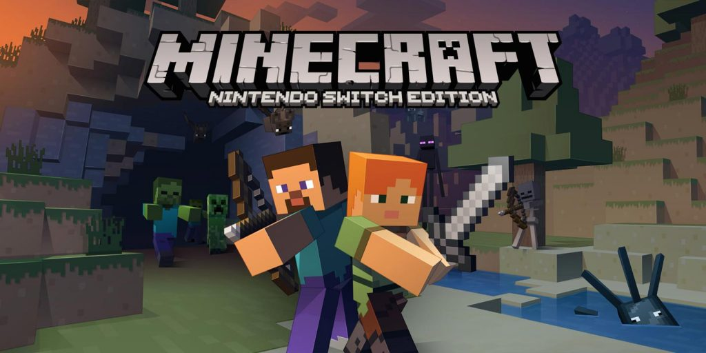 Minecraft on Nintendo Switch Gets Update that Allows 1080p Docked