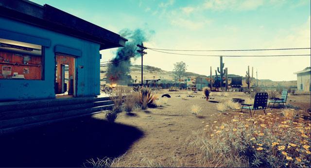 New Peru Desert Map First Images PlayerUnknown's Battleground