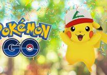 Pokemon GO Anniversary Event Offers Special Pikachu