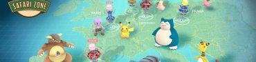 Pokemon GO Anniversary Live Events - Chicago Fest & Safari Zones