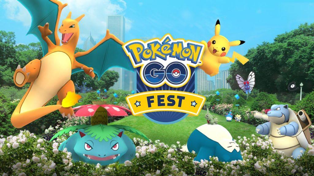 Pokemon GO Fest Chicago Summed Up in One Cringe Compilation