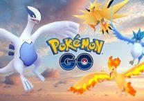 Pokemon GO Gets Legendary Birds Lugia & Articuno, More on the Way