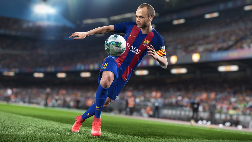 Pro Evolution Soccer 2018 Online Multiplayer Beta Starting Soon