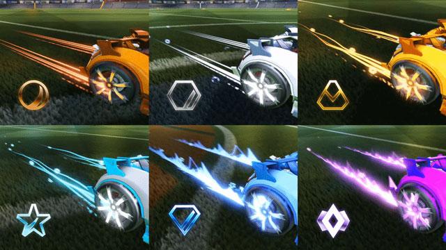 Rocket League Anniversary Update v1.35