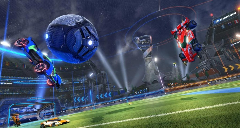 Rocket League Update 1.36 Released, Full Patch Notes