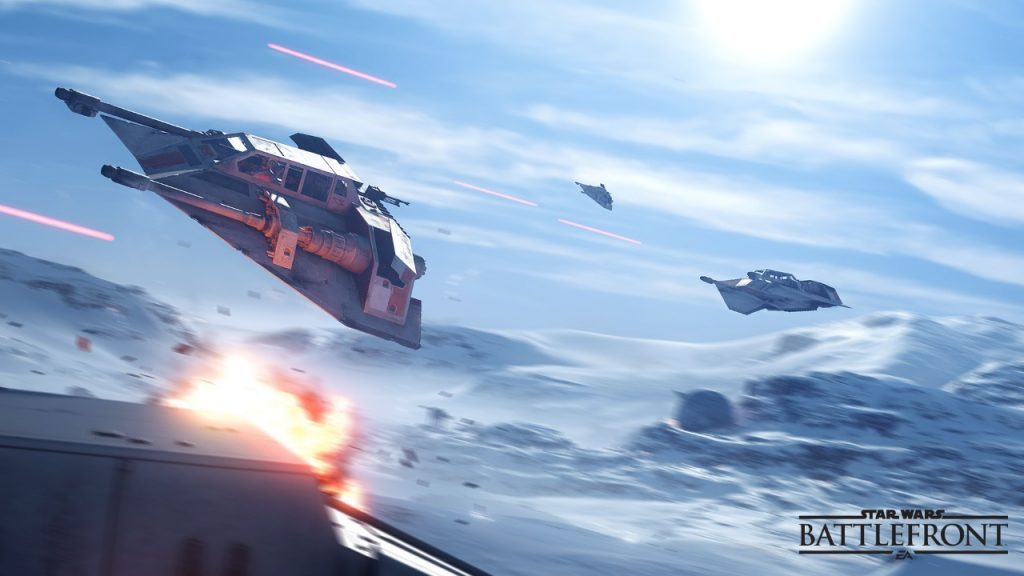 Star Wars Battlefront Double XP Weekend July 13-16