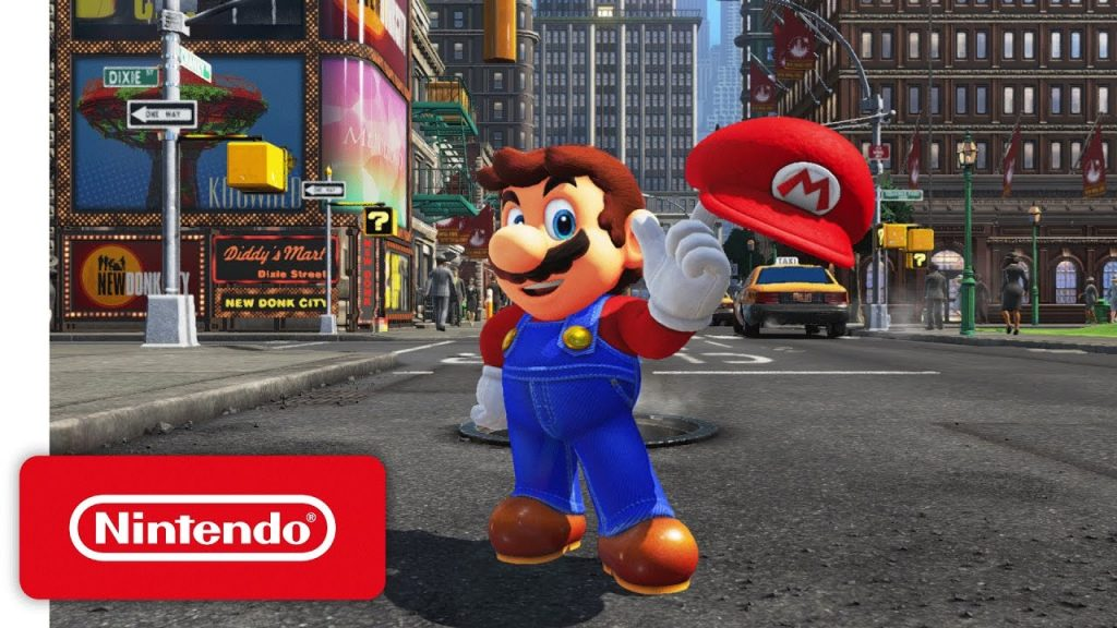 Super Mario Odyssey Getting Rid of 'Game Over' Screens